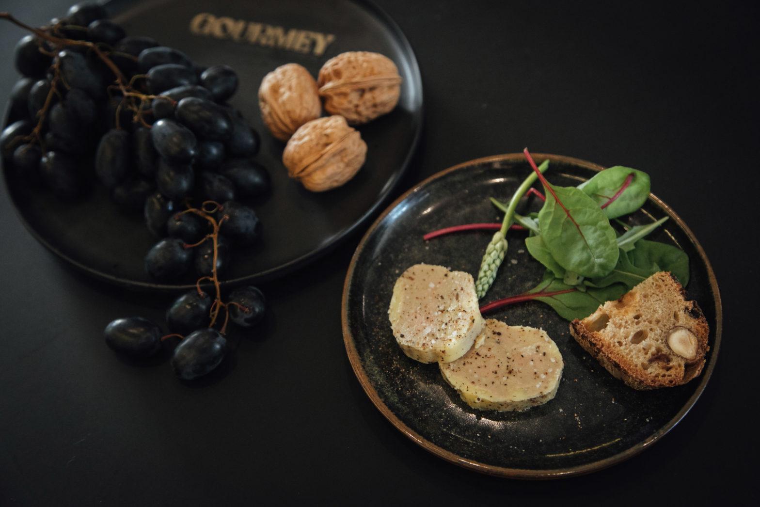 Gourmey labori foie gras